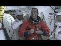 Tracking Waterbury astronaut into space - YouTube