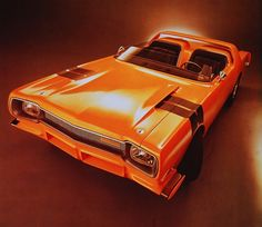 1969 Plymouth Duster 1 Concept