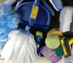 Can your child be a helper? Of course! Learn about the tools for cleaning (mops, sponges, brushes, buckets etc) while also having sensory fun.