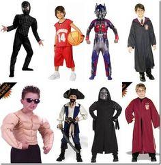 Halloween Costumes For Kids Boys