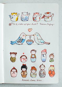 Sketchbook by {JooJoo} Love!