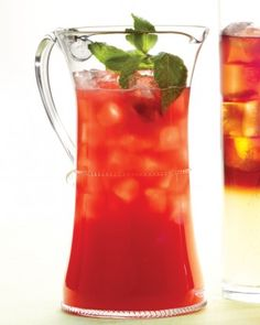 Watermelon Cooler | summer batch cocktails