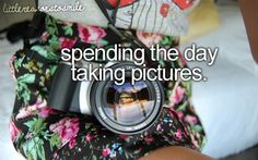 canon camera, bucketlist, bucket list, gir thing, dream job