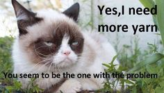 Grumpy Cat makes it plain and simple.