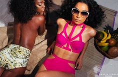swimwear  african designer style http://www.africafashionguide.com/2014/08/life-experience-and-edginess-we-introduce-andrea-iyamah-designer/