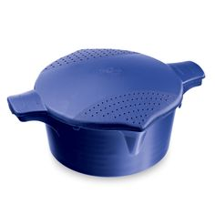 Large Cobalt Blue Micro-Cooker® - The Pampered Chef™