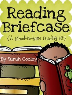 Reading Briefcase:  A school-to-home reading kit