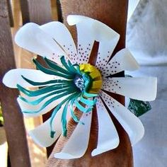 Reusing Household Items For Green Crafts