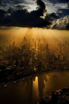 cityscap, the view, city photography, city lights, aerial photography, place, shanghai, china, photographi