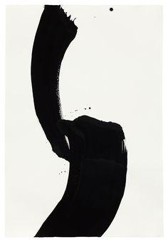 Hiroko Nakajima (b. 1948 Japan), 2012. Acrylic on paper.