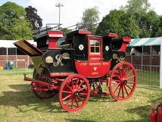 John Parker's Royal Mail Coach. 18th C