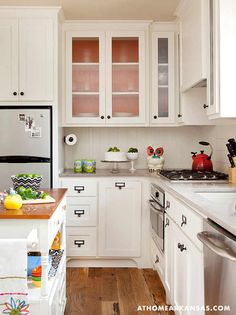 Cottage of the Week: Small Space Ideas