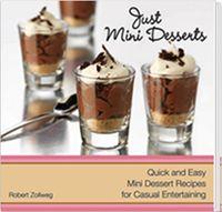 Just Mini Desserts Book