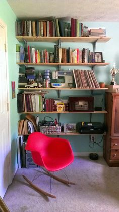 Upcycled Downriver: My Continued Love Affair with Open Shelving