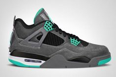 Air Jordan IV Retro « Green Glow »