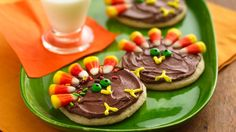 Frosted Turkey Cookies