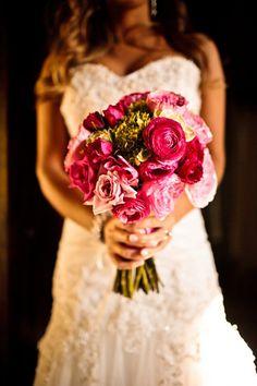 Pink Bouquet.