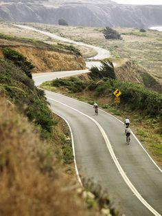 Bike the Pacific Coast