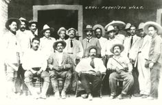 Pancho Villa and Gang, Mexico