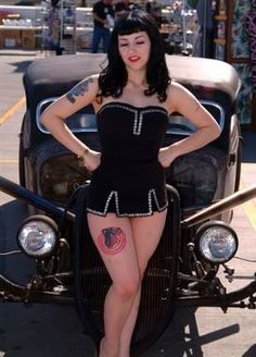 Rat Rod Universe this should be a swimsuit