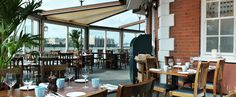 The Narrows - Gordon Ramsay restaurant on The Thames