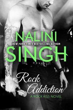 Rock Addiction by Nalini Singh ★★★★★