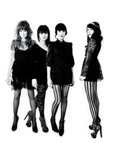 Dum Dum Girls parti girl, fashion, dum dum, dum girl, music addict, awesom music, girl style, retro style