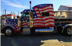 big truck, american truck, trucks, patriot truck, big rig