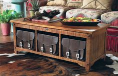 Saddlebag Tables