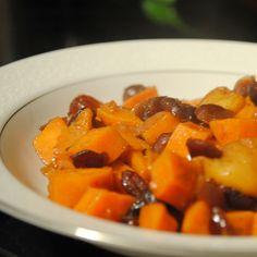 Sweet Potato Bake -- A Healthier Way