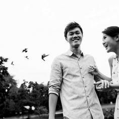 Pre-Wedding Photography Selects from TOP Photography