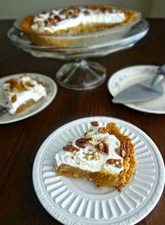 The Cooking Actress: Peanut Butter Caramel Pie