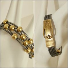 #leather #bracelet #