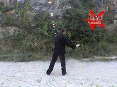 8 Yang tai chi forms front & back - YouTube