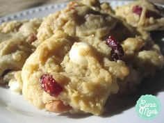 White Chocolate Cranberry Chunkies