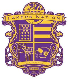 Laker All Day! Always.