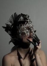 mascara de papel