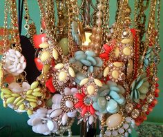 Necklace collection :)