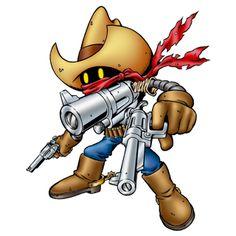 Deputymon - Champion level Mutant digimon