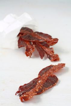 candied bacon jerky recipe. you're welcome. | kitchen heals soul