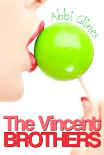 Cover for The Vincent Brothers (The Vincent Boys #2)