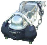 Trimax UMAX100 Universal 'Die-Cast' Dual Purpose Coupler Lock (fits all couplers)
