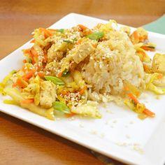 Fiery Korean Stir-Fry from More Quick-Fix Vegan
