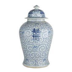 Happiness Pots - Tall Decorative Accessory