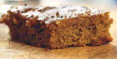 Almond Butter Pumpkin Brownies (5 ingredients) by ThisPrimalLife
