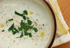 Clam Chowder, Lightened Up