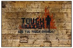So excited for Tough Mudder!