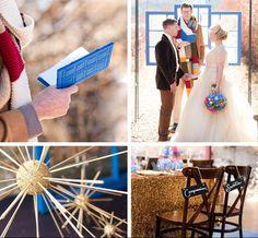 Doctor Who wedding!