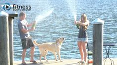 Poppin' Bottles, Floating, PDA, New 8 Week Program & Site Updates, Stress Management & Near Burnout - New Vlog!