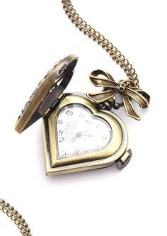 Heart Locket Necklace <3